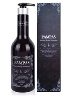 PAMPAS Natural Scalp Shampoo Натуральный шампунь PAMPAS, 550 мл