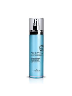 The Skin House Aloe Vera Mucin Moisture Emulsion Эмульсия с соком алоэ вера 90% и экстрактом улитки