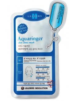 Leaders Skin Clinic Mask / Aquaringer Маска для лица Лидерс Увлажняющая