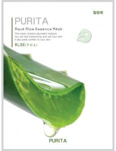Маска для лица PURITA с экстрактом алоэ