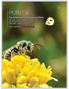 Маска для лица PURITA с пчелиным ядом