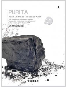 Маска для лица PURITA с угольным порошком