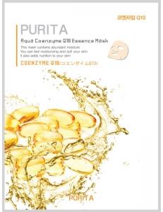 Маска для лица PURITA с коэнзимом Q10