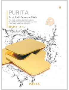 Маска для лица Aqua Gold Essence Mask