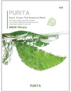 Маска для лица PURITA с экстрактом зеленого чая