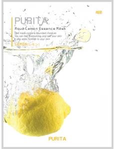 Маска для лица PURITA с экстрактом лимона