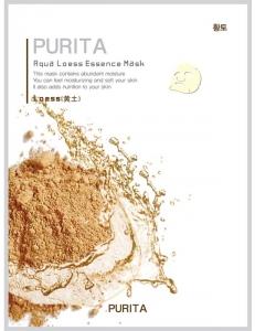 Маска для лица PURITA с экстрактом желтой глины