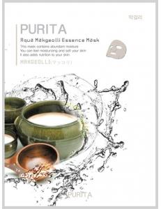 Маска для лица PURITA с экстрактом рисового вина