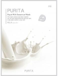 Маска для лица PURITA с экстрактом молока