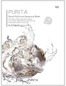 Маска для лица PURITA с платиновым порошком