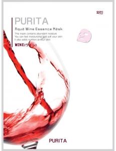 Маска для лица PURITA с экстрактом вина
