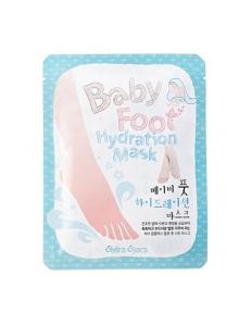 Увлажняющая маска для кожи ног