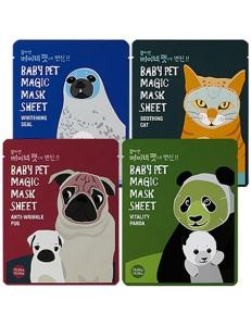 Тканевая маска-мордочка Baby Pet Magic