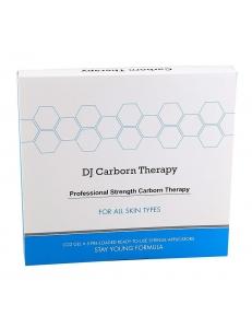 Карбокситерапия маска и гель для лица и шеи