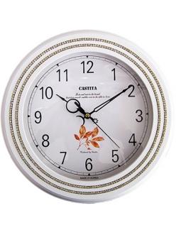 Часы настенные из натурального дерева Castita 115W