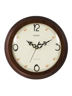 Часы настенные классические из МДФ Castita 102В