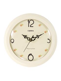 Часы настенные классические из МДФ Castita 102W