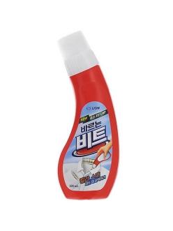 """Жидкое чистящее средство для обработки воротников и манжет перед стиркой """"Beat"""" бутылка"""