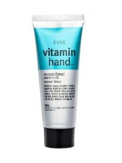 "Крем для рук ""Авокадо"" Vitamin hand cream Avocado, 100 мл"