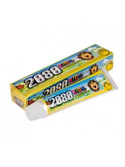 DC 2080 Kids Banana Toothpaste Зубная паста DC 2080 Детская Банановая
