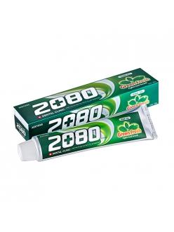 DC 2080 Green Fresh Зубная паста Зеленый чай Мятный вкус