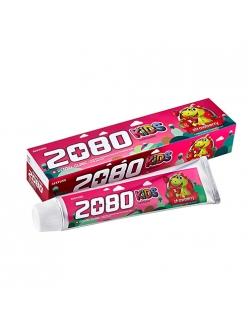 DC 2080 Toothpaste Kids Детская зубная паста Клубника, 80 г