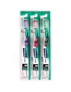 Зубная щетка Dentor Systema двойного действия