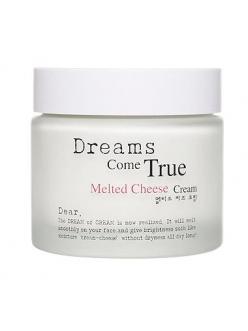 ENPRANI Dear By Melted Cheese Cream 75 ml Питательный крем с ферментами плавленного сыра 75 мл