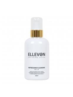 Ellevon refreshing cleansing milk Освежающее очищающее молочко