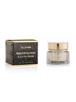 Ellevon rejuvenation E.G.F. eye cream  Омолаживающий крем для глаз с E.G.F.