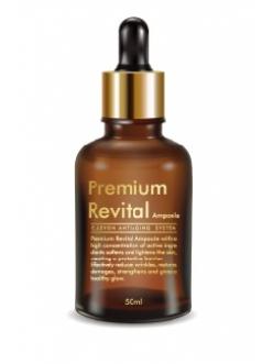 Ellevon Premium Revital Ampoule Эллевон Премиум Ревитализирующая Сыворотка