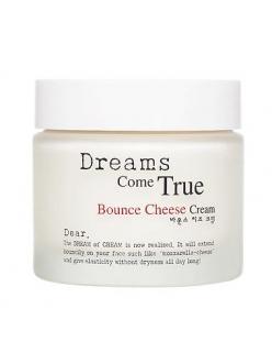 ENPRANI Dear By Bounce Mochi Cheese Cream 75 ml  Увлажняющий крем с ферментами сыра 75 мл