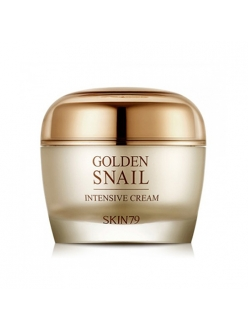 Насыщенный питательный крем для лица с экстрактом улитки и 24K золотом Skin79 Golden Snail Nutrition Cream