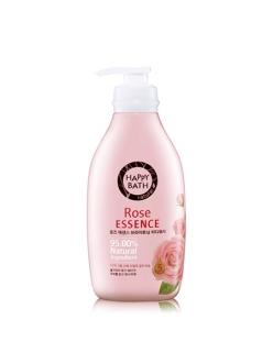 Гель для душа Happy Bath Essence Romantic Роза
