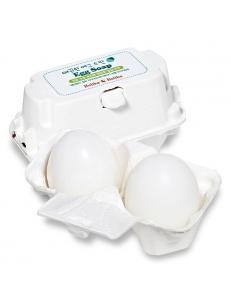 Мыло-маска ручной работы c яичным белком