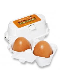 Holika Holika Red Clay Egg Soap Мыло-маска ручной работы с красной глиной (50г*2)