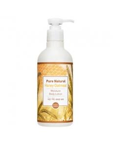 Молочко для тела Pure Natural медово-овсяное