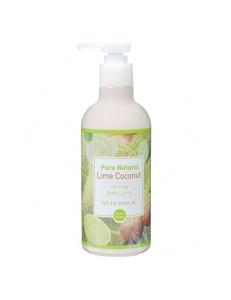 Молочко для тела Лайм и кокос