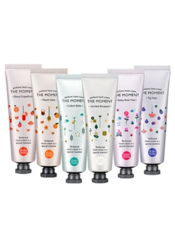 Парфюмированный крем для рук Holika Holika The Moment Perfume Hand Cream