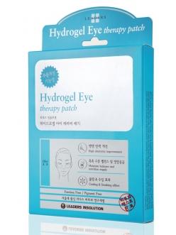 Leaders Insolution Hydrogel Eye therapy patch Уход за кожей вокруг глаз Лидерс Гелевые Подушечки