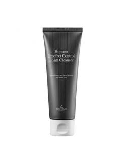 Homme Innofect Control Foam Cleanser Глубокоочищающая пенка для мужской кожи 120 мл