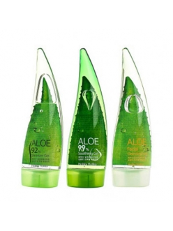 Набор для ухода за лицом и телом Holika Holika Jeju Aloe Face and Body Care Set