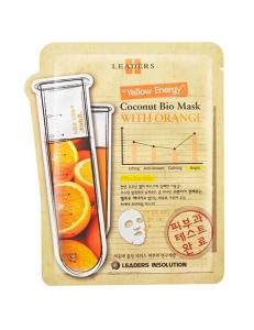 Маска для лица Лидерс с апельсином