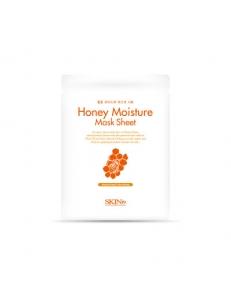 Тканевая маска для лица с медом
