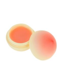 Tony Moly Mini Peach Lip Balm Увлажняющий бальзам для губ