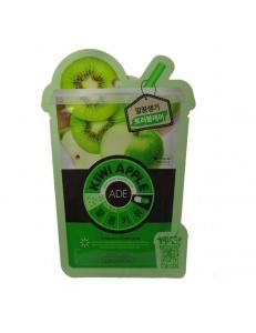 Маска с экстрактом киви и яблока