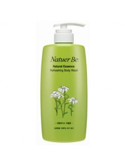 Enprani Natuer Be Natural Essence Moisturizing Body Wash 500 ml Увлажняющий очищающий гель для тела на основе натуральных компонентов