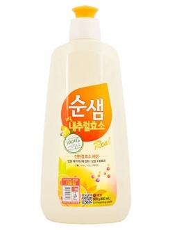 Soonsaem Natural Enzyme Сунсэм Средство для мытья посуды Натуральные Ферменты, 500 г