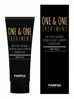 ONE & ONE TREATMENT PAMPAS  Процедура глубокого восстановления волос