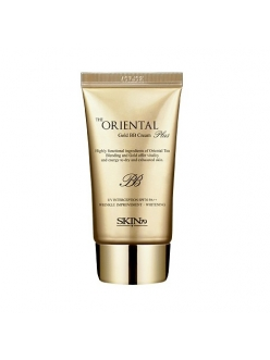 "SKIN79 The Oriental Gold BB cream Plus SPF30/PA++ 40 g  Лифтинговый ББ крем ""Ориентал голд плюс"" с экстрактами восточных растений (туба)"